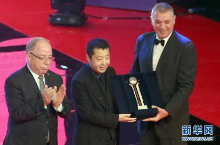 Egypt honors China at Cairo International Film Festival