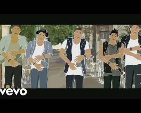 The5 - La Bezzaf YouTube Video
