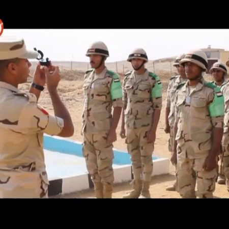Egyptian Soldier Day