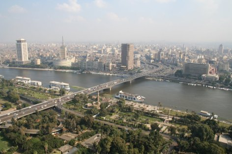 Cairo-aerial-view