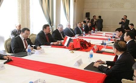 Egypt-China cooperation forums (Al-Ahram)