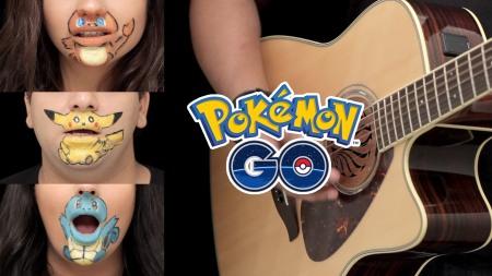 Pokemon Go Arabic Song YouTube
