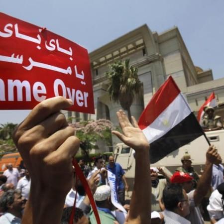 Egyptian revolution 2013 - Bye Morsy - End of the brotherhood in Egypt