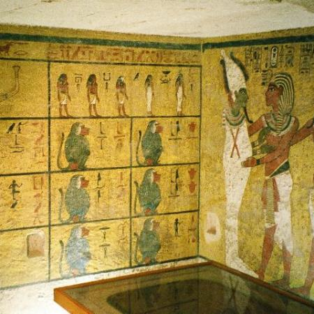 Tombs of the Pharaohs in Egypt