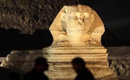 Egypt Top Destination Sphinx Reuters