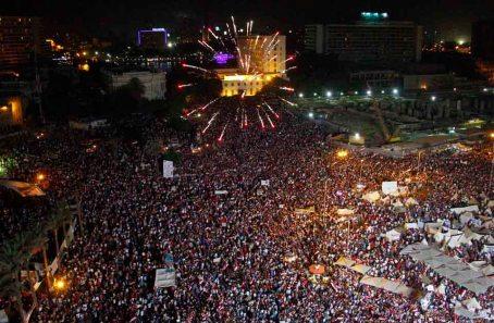 Egyptian Revolution Tahrir Square, Al-Ahram