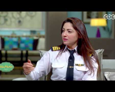 EgyptAir Egyptian Woman as Captain Pilot in Egypt-Air YouTube