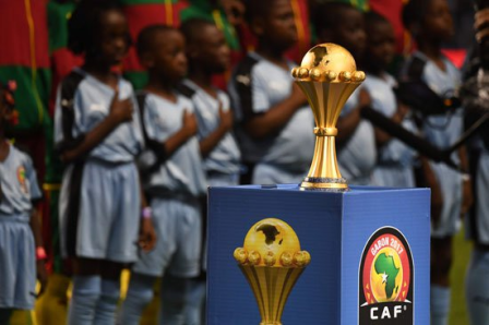 The cup of the African Cup of Nations in the CAF final 2017 - Youm7