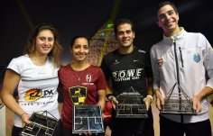 What do the modern Egyptians look like? - Egyptian young sports players from Squash - Men and Women teams
