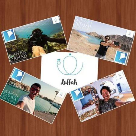 2017-03-12 Laffah Egypt Tourism Music Video Instagram