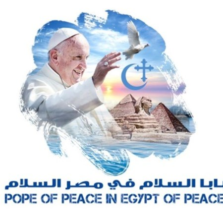 Pope of Peace in Egypt of Peace - The visit of pope Francis to Egypt (source: Radio Vaticana)
