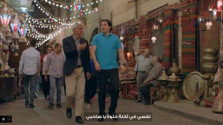 Egyptian Football National Team Coach Cooper spending first Ramadan in Egypt (Source: Vodafone Egypt - YouTube)
