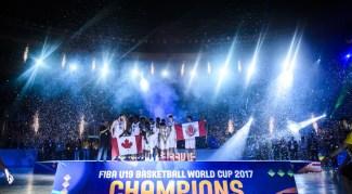2017-07-09 FIBA under-19 basketball Canada Champions Cairo Stadium Egypt - FIBA