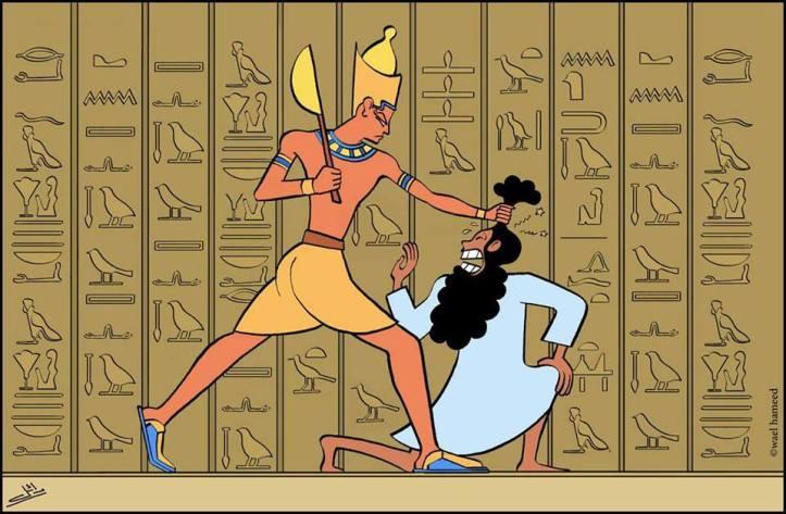 2017-07-18 Egyptian Pharaohs neutralise Extremists