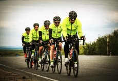 FastestXEurope Cycling Team Sweden Egypt Fastest Trip around Europe on Bike (source: Twitter)