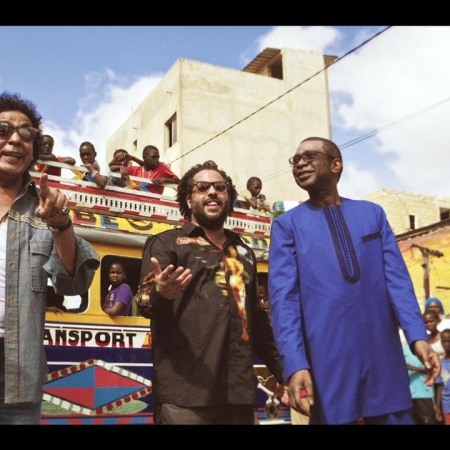 2017-08-31 Eine Welt Eine Heimat a song by Adel Tawil Youssou N'Dour Mohamed Mounir YouTube