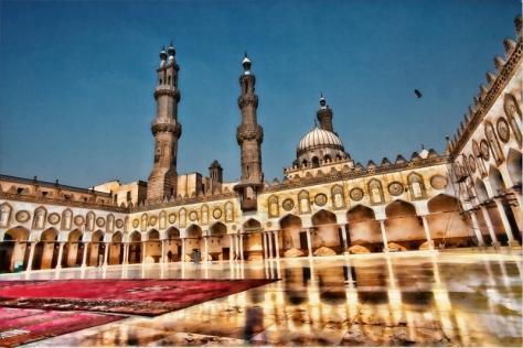 2017-11-25 Al-Azhar Mosque grand imam calls for solidarity with Egypt