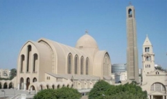 2017-11-25 Egypt's coptic church ring bells in solidarity with attack on a mosque in North Sinai Al-Ahram