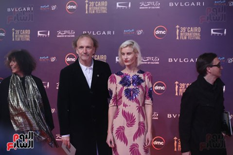 2017-12-02 Cairo International Film Festival CIFF Egypt 2017 - Youm7 07