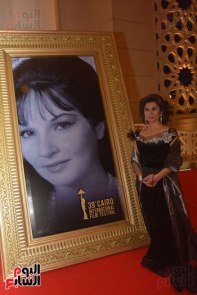2017-12-02 Cairo International Film Festival shadia Youm7