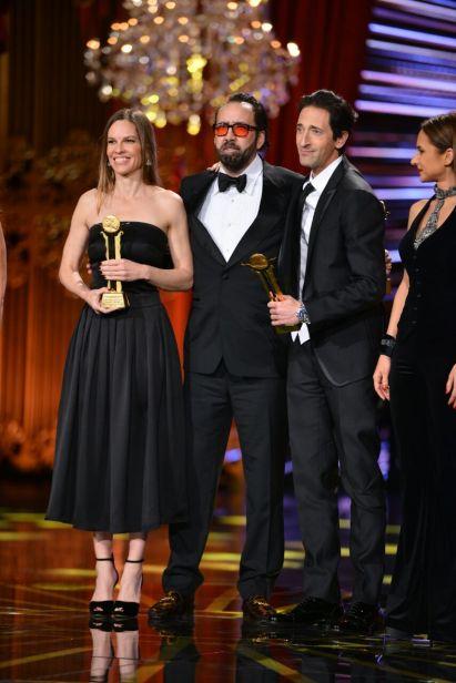 2017-12-02 Hollywood award winners - Cairo International Film Festival CIFF Egypt 2017 - Egypt Today