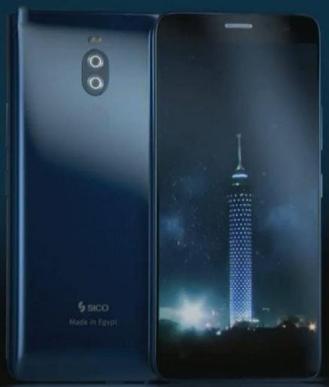 2017-12-09 SICO Nile X Smart Phone Made In Egypt