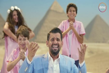 2017-12-15 Rasamnalek song for Egypt Pharaohs - Hussein Al Jassimy - Future Generations YouTube