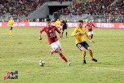 2017-12-31 Al-Ahly Atletico Madrid friendly match Alexandria 2017 - Youm7