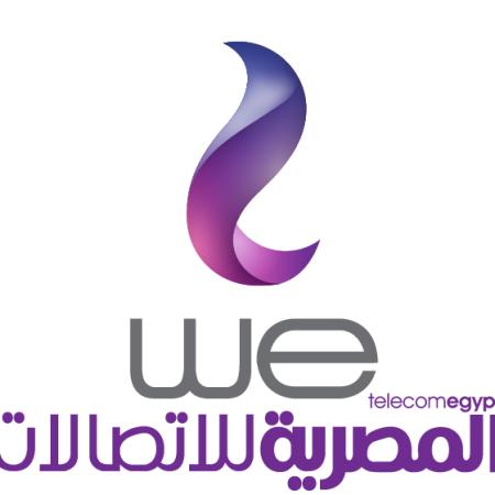 2018-01-05 Telecom Egypt - WE- new logo 2017
