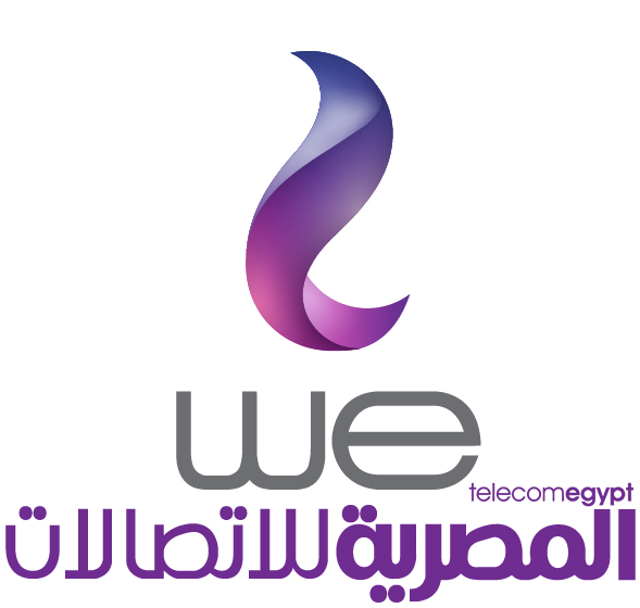 2018-01-05 Telecom Egypt - WE- new logo 2017