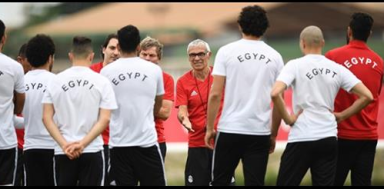 2018-01-24 Egypt Men National Football Team training with Hector Cuper 2017 CAF