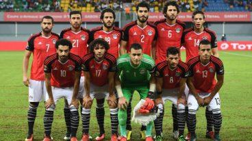 2018-01-24 Egypt National Football Team 2017