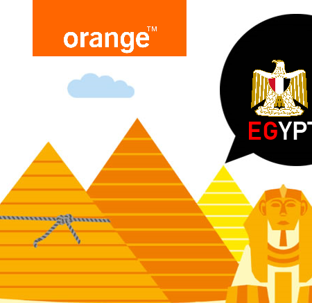 2018-01-25 Orange Egypt Company