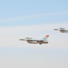 2018-02-10 Egyptian fighter jets during their operations in 2018 Al-Ahram