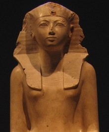 2018-02-23 Queen Hatshepsut of Egypt