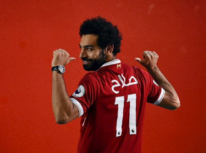 2018-03-18 Mo Salah signed for Liverpool during 2017 transfers 02