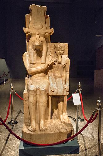 2018-04-06 Luxor Museum Egypt