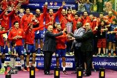 2018-04-23 Egypt Al-Ahly win Africa Handball Cup 2018 - Celebrations 02 Youm7