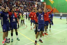 2018-04-23 Egypt Al-Ahly win Africa Handball Cup 2018 - Celebrations 03 Youm7