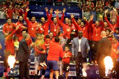 2018-04-23 Egypt Al-Ahly win Africa Handball Cup 2018 - Celebrations 05 Youm7