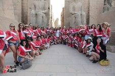 2018-05-04 World Ambassadors for Tourism and Environment at Luxor Egypt 04 - Youm7