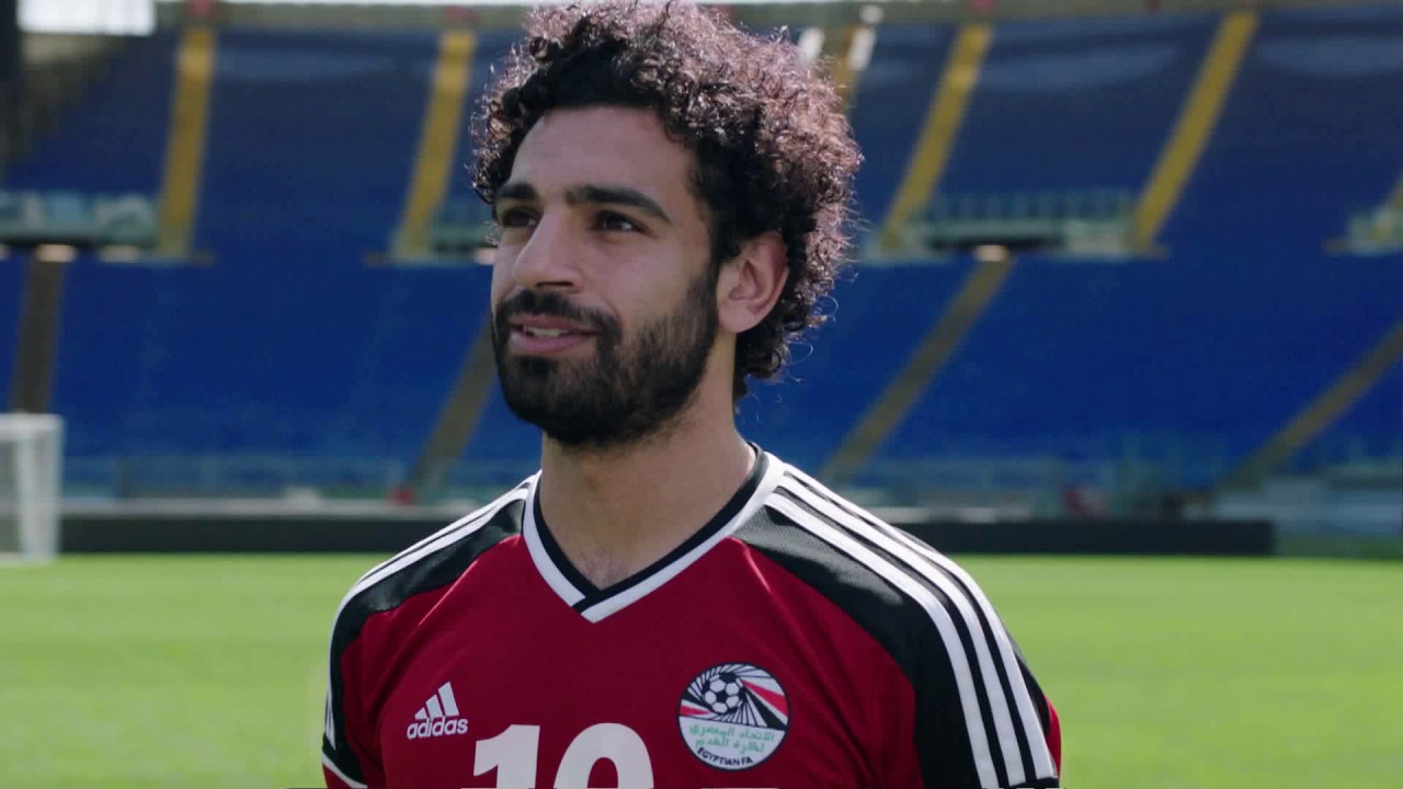 2018-05-27 Mo Salah with Egyptian National Team YouTube