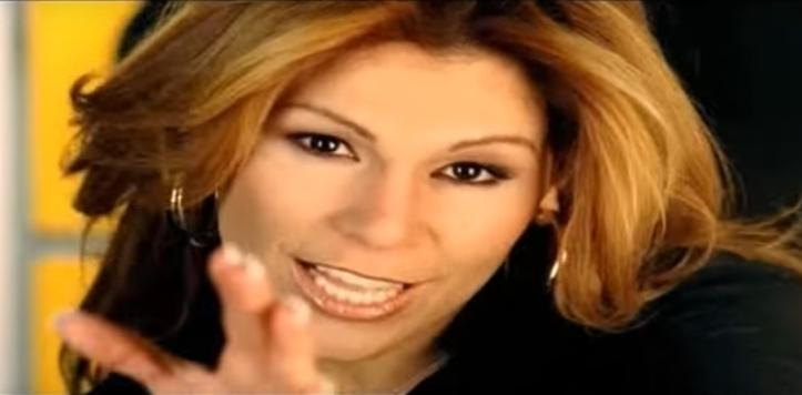 2018-07-20 Ah Ya Alby - Olga Tañón YouTube 05
