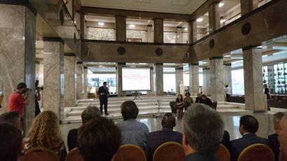 2018-07-20 Egyptian ancient artifacts presented in Serbian National Museum 01 Youm7