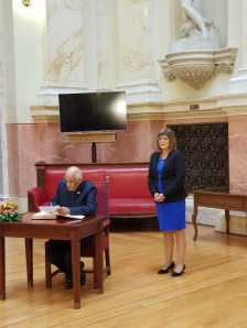 2018-07-20 Egyptian Parliamentary visit to Serbian Parliament 03 Youm7
