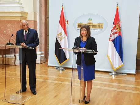 2018-07-20 Egyptian Parliamentary visit to Serbian Parliamen 06 Youm7