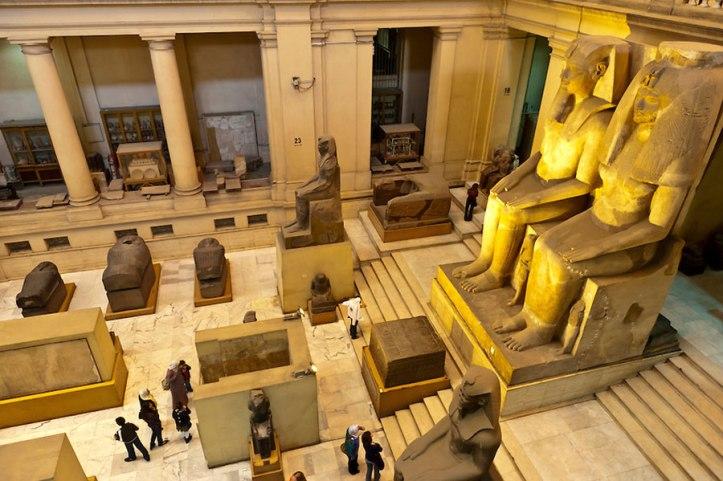 2018-07-22 Egyptian Museum Cairo 01