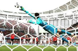 2018-08-06 Egypt El Shenawy - Egypt Vs Uruguay - Man of the Match