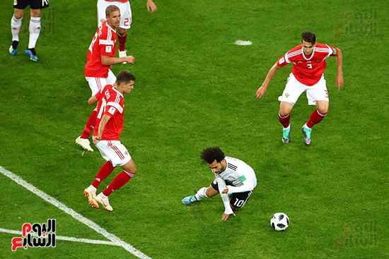 2018-08-06 Egypt-Russia Mo Salah Penalty 19-06-2018 01