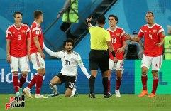 2018-08-06 Egypt-Russia Mo Salah Penalty 19-06-2018 03